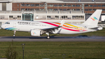 A picture of FWWII - Airbus A320 - Airbus - © RobertLN