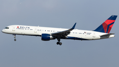 N551NW - Boeing 757-251 - Delta Air Lines