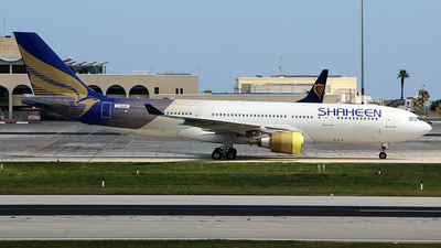 2-RLAZ - Airbus A330-203 - Shaheen Air International
