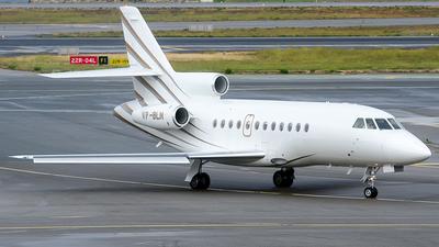 VP-BLM - Dassault Falcon 900B - Private