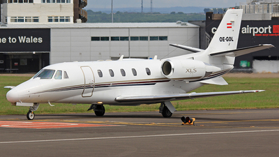 OE-GOL - Cessna 560XL Citation XLS - Avcon Jet