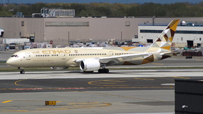 A picture of A6BLL - Boeing 7879 Dreamliner - Etihad Airways - © Andriy Yegorov