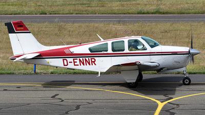 A picture of DENNR - Beech F33 Bonanza - [CE428] - © bruno muthelet