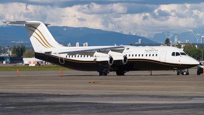 C-GSUI - British Aerospace Avro RJ100 - North Cariboo Air