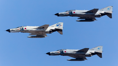 17-8301 - McDonnell Douglas F-4EJ Phantom II - Japan - Air Self Defence Force (JASDF)
