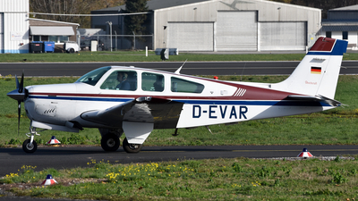 D-EVAR - Beechcraft F33A Bonanza - Private