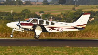 PP-JLS - Beechcraft G58 Baron - Private