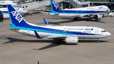 JA05AN - Boeing 737-781 - All Nippon Airways (ANA)