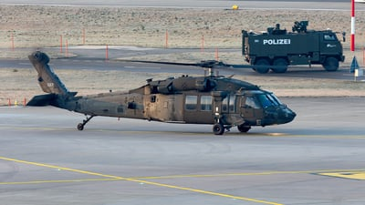 94-26587 - Sikorsky UH-60L Blackhawk - United States - US Army