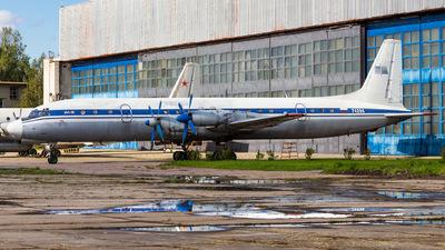 74296 - Ilyushin IL-18D - NPP MIR