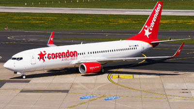 9H-TJA - Boeing 737-8F2 - Corendon Airlines Europe