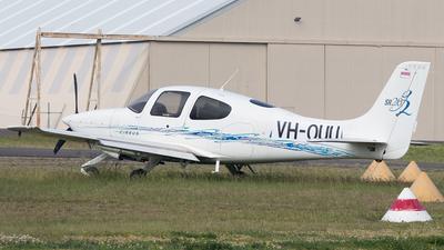 VH-OUU - Cirrus SR20 - Private
