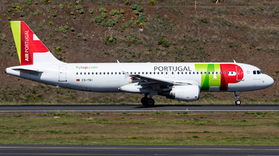 A picture of CSTNI - Airbus A320214 - TAP Air Portugal - © Guilherme Sousa