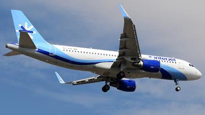 XA-GAC - Airbus A320-214 - Interjet