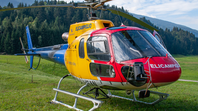 A picture of IISAN - Airbus Helicopters H125 - [4754] - © Simone Borinato
