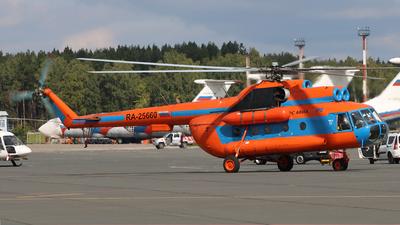 RA-25660 - Mil Mi-8T - Komiinteravia