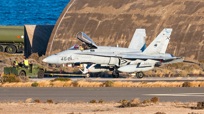 C.15-93 - McDonnell Douglas F/A-18A+ Hornet - Spain - Air Force