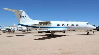 N948NA - Gulfstream G-II - United States - National Aeronautics and Space Administration (NASA)