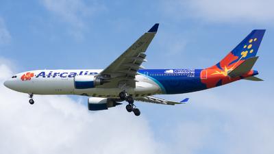 F-OJSE - Airbus A330-202 - Aircalin