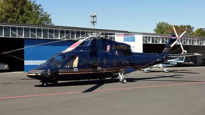 D-HMGX - Sikorsky S-76C++ - Helijet Charter