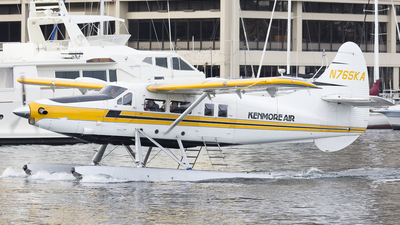 N765KA - De Havilland Canada DHC-3T Vazar Turbine Otter - Kenmore Air