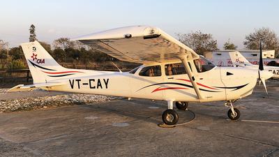 VT-CAY - Cessna 172S Turbo Skyhawk JT-A - CAA Chimes Aviation