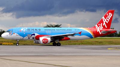 A picture of 9MAHL - Airbus A320216 - AirAsia - © Allan Hansen