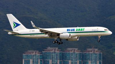VT-BDB - Boeing 757-23N(PCF) - Blue Dart Aviation