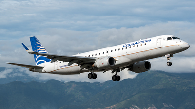 HP-1569CMP - Embraer 190-100IGW - Copa Airlines