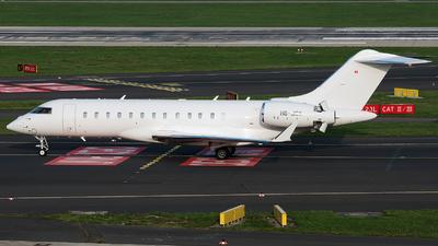 HB-JSK - Bombardier BD-700-1A10 Global 6000 - ExecuJet Europe