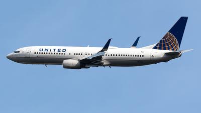 N11206 - Boeing 737-824 - United Airlines