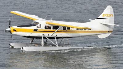 A picture of N765KA - De Havilland Canada DHC3T Vazar Turbine Otter - Kenmore Air - © Simon Gloyn-Cox