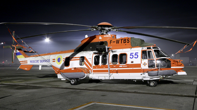 F-WTBS - Airbus Helicopters H225 - Ukraine - Ministry of Emergency Situations