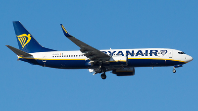 EI-DCJ - Boeing 737-8AS - Ryanair
