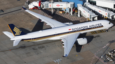 A picture of 9VSML - Airbus A350941 - Singapore Airlines - © Tim Bowrey