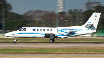 LV-WJO - Cessna 550 Citation II - Argentina - Government of Corrientes