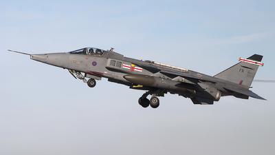 XZ106 - Sepecat Jaguar GR.3A - United Kingdom - Royal Air Force (RAF)