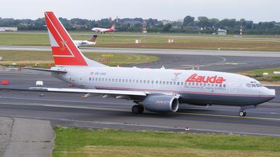 OE-LNO - Boeing 737-7Z9 - Lauda Air