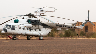 RA-27066 - Mil Mi-8MTV Hip - United Nations (UN)