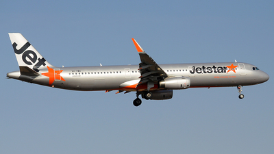 VH-VWQ - Airbus A321-231 - Jetstar Airways