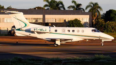 A picture of PTMLJ - Embraer Phenom 300 - [50500010] - © AlphaJuliet