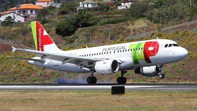 CS-TTI - Airbus A319-111 - TAP Portugal