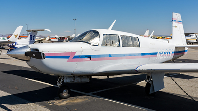 N231V - Mooney M20K 252 - Private