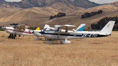 ZK-ETU - Cessna 172P Skyhawk II - Aero Club - Nelson