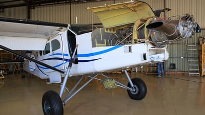 ZS-NIR - Pilatus PC-6/B2-H4 Turbo Porter - South Africa - Police