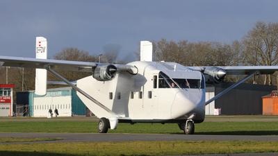 OE-FDV - Short SC-7 Skyvan 3M - Pink Aviation