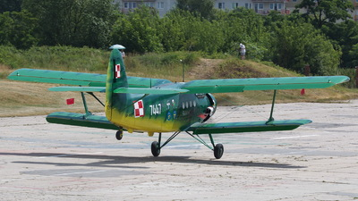 SP-MLP - PZL-Mielec An-2 - Private