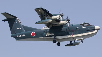 9904 - ShinMaywa US-2 - Japan - Maritime Self Defence Force (JMSDF)