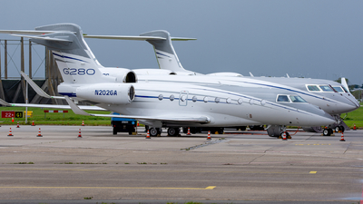 N202GA - Gulfstream G280 - Gulfstream Aerospace