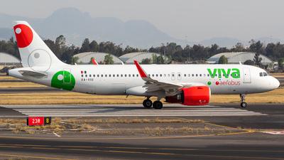 A picture of XAVIU - Airbus A320271N - VivaAerobus - © Antonio Velasco Cruz